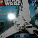 Star Wars LEGO Imperial Shuttle 10212
