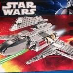 Star Wars LEGO Emperor Palpatines Shuttle 8096