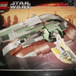 Star Wars LEGO Boba Fett's Cargo Ship 6209