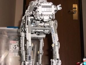 Star Wars LEGO real time build set 10178