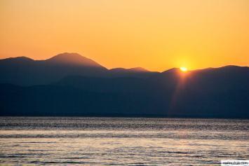 Рассвет в Фетийском заливе