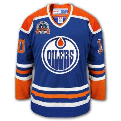 Esa Tikkanen Edmonton Oilers 1990 Stanley Cup Finals ...