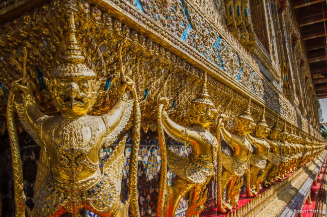 The Temple of the Emerald Buddha