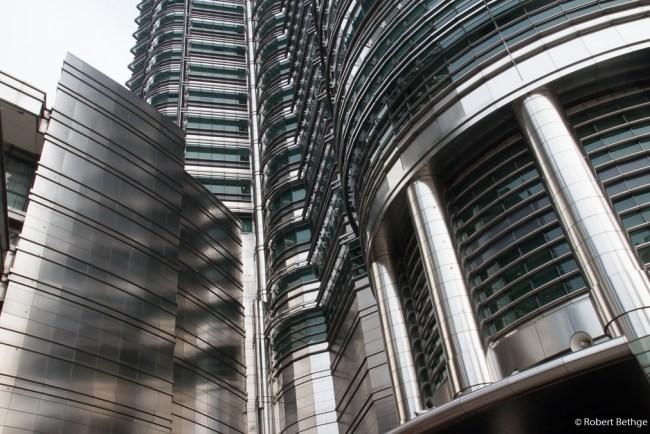 Foundation of PetronasTowers