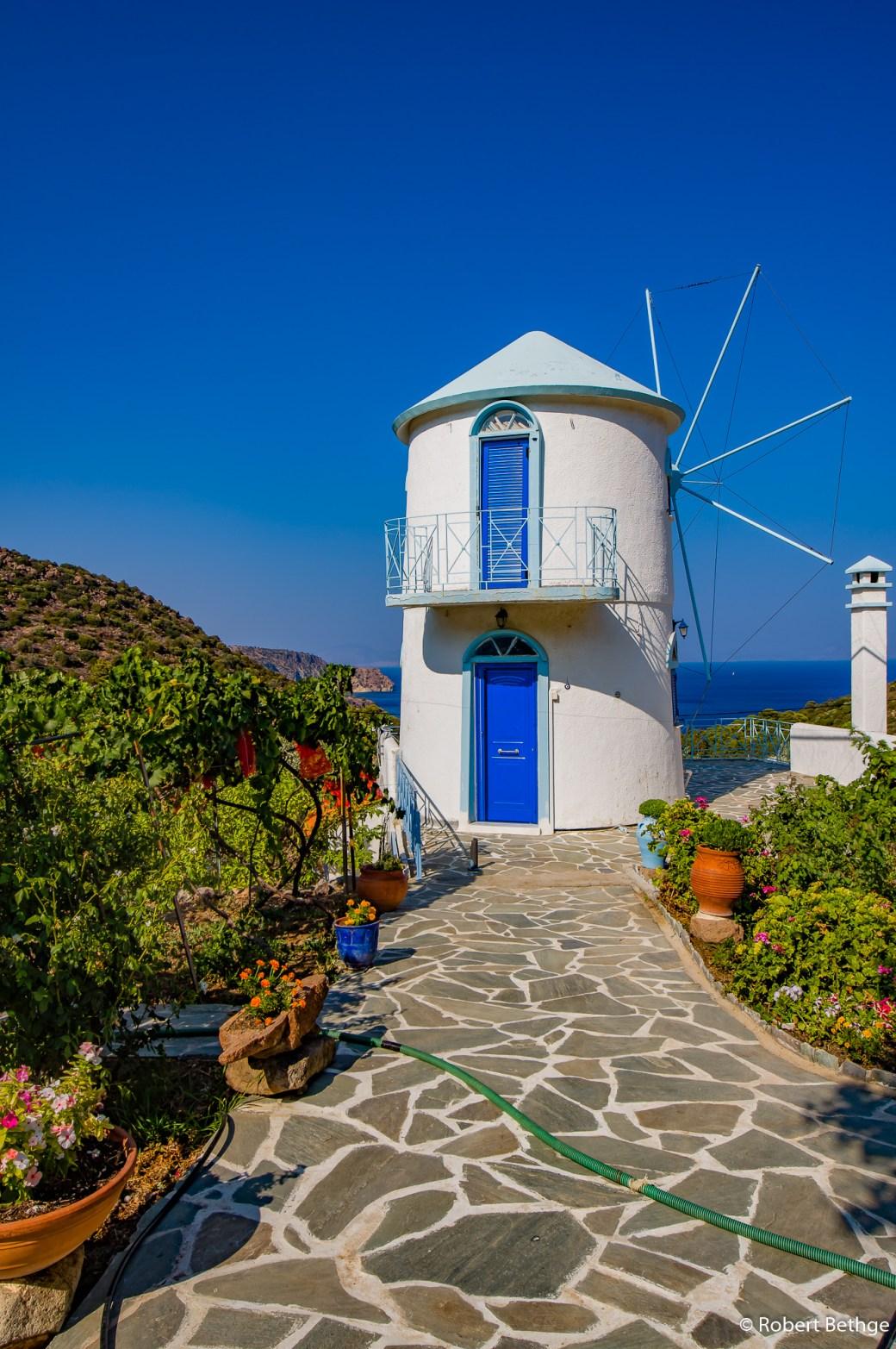 windmill aegina