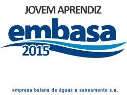 Jovem Aprendiz Embasa 2015 - Inscrição, Participar 01