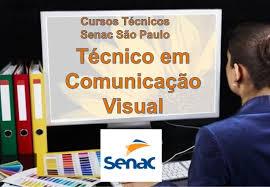 Curso técnico em Comunicação Visual Senac