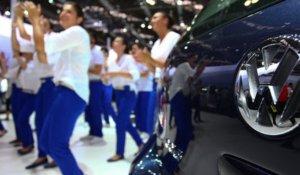 Aprendiz VW Salão do Automóvel