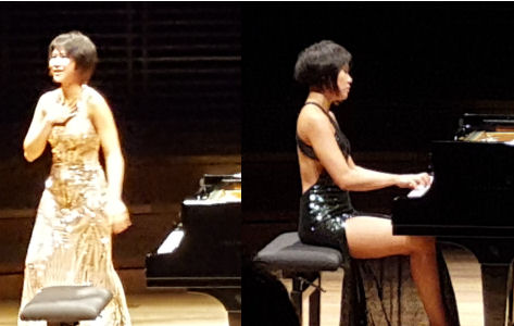 Yuja Wang à la Philharmonie
