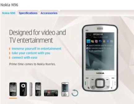 N96 -White
