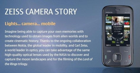 Nokia N86 Leaked - By Nokia Themselves