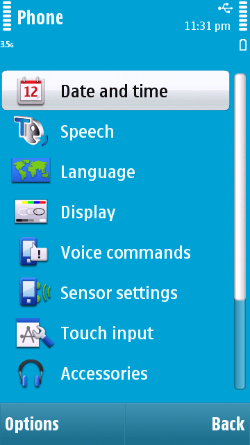 Observations & Screenshots From A Play With The N97