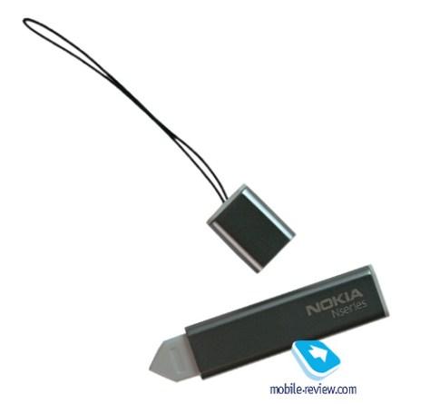 Nokia N97 Stylus