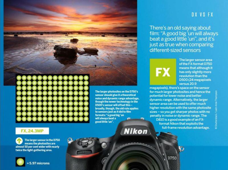 Large Of Nikon D500 Vs D750