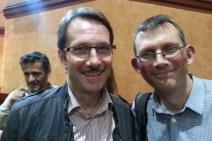 Rob Hopkins et Jean-Paul Grange 2014-10-17