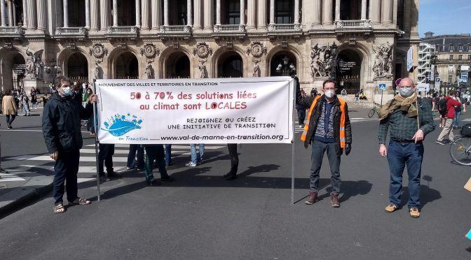 Marche pour le Climat du 28 mars 2021