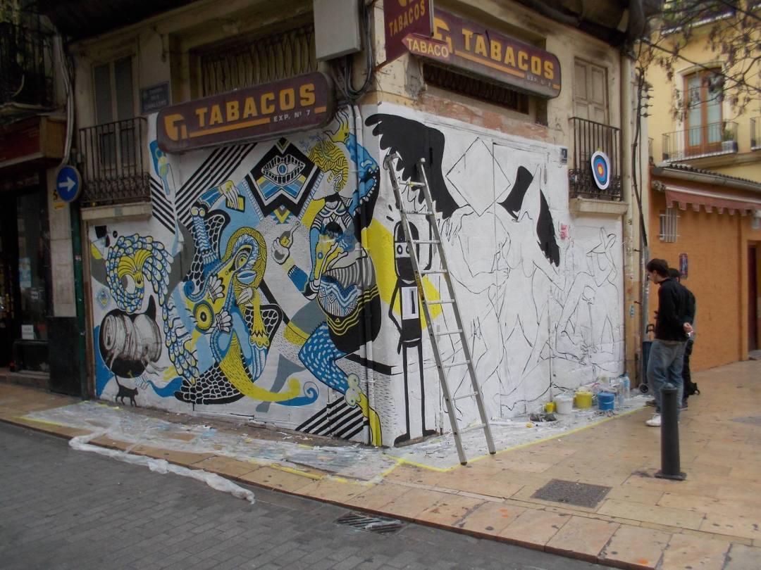 calle Caballeros