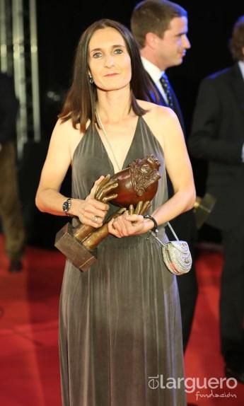 Patricia Campos Doménech. Premio otorgado en las Navidades del 2015.