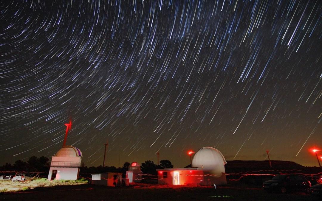 Resultado de imagen de cielo nocturno titaguas