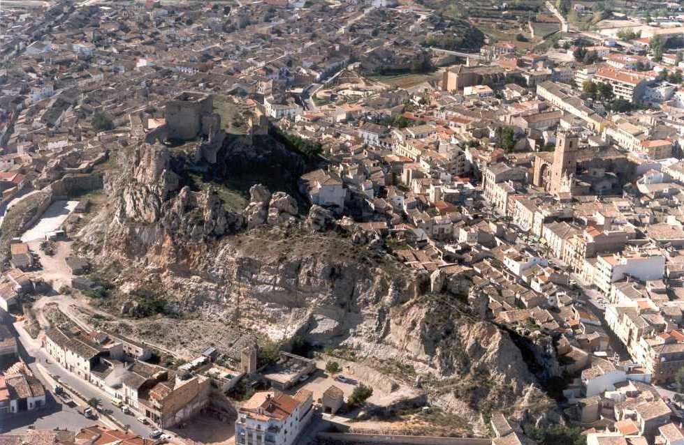 Visitas guiadas GRATUITAS al Castillo de Ayora