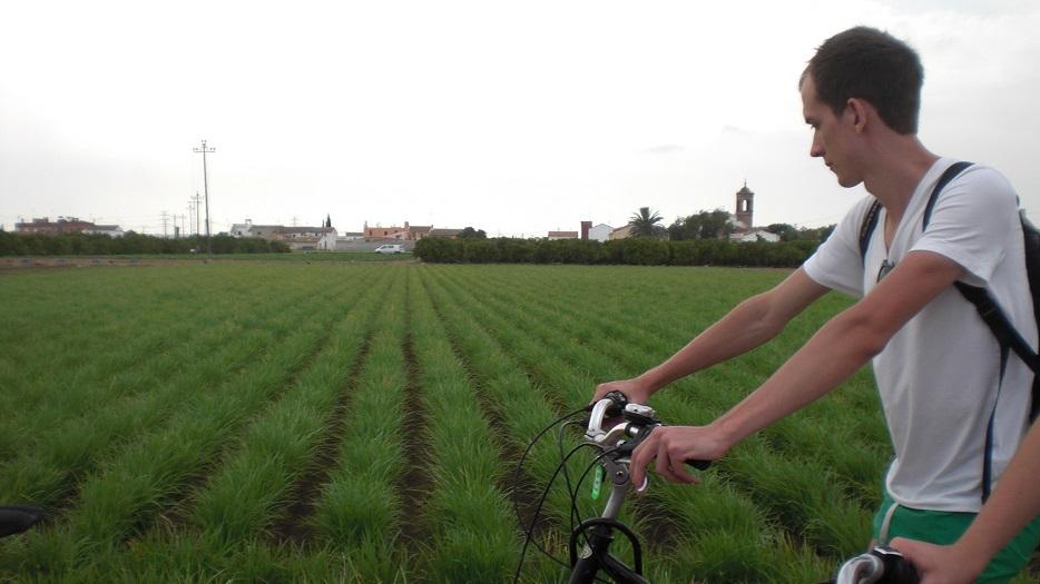Turismo promocionará la horchata en el exterior e impulsará la ruta de la horchata en bici