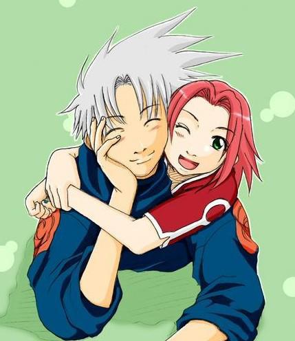 sakura and kakashi comic