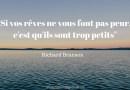 Les rêves: les 10 citations préférées de Richard Branson
