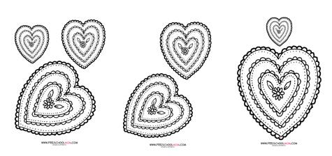 Valentine's Day Preschool Printables