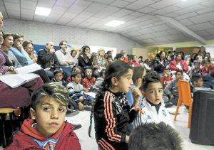 El encuentro reunió por primera vez en la Cañada a los distintos protagonistas de su realidad.