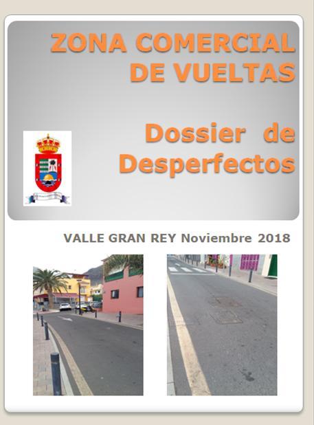 Zona Comercial de Vueltas Dossier Fotográfico