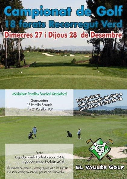 Campionat golf