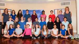 Bay Area Children's Theatre students