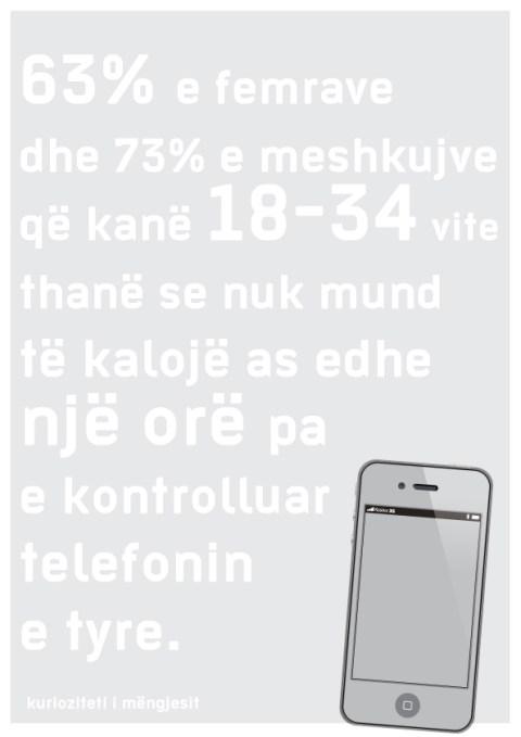 T'vërtetat mbi telefonin