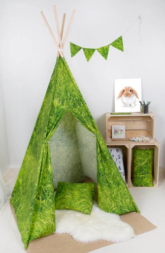 Tipi Modelo Green Grass