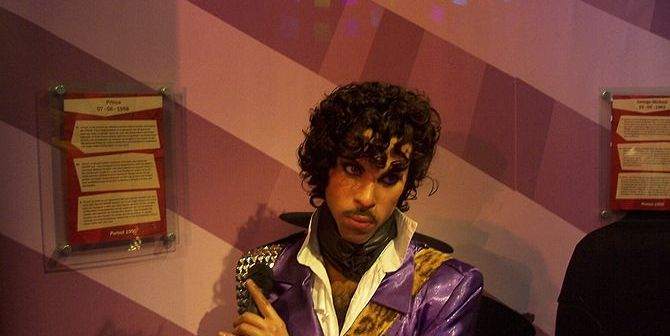 Why Prince had it coming