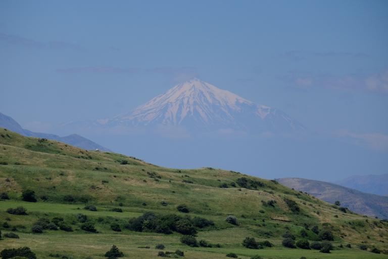 Mount Ararat in de verte