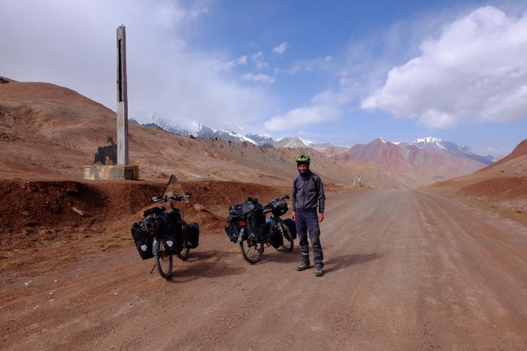 Grens met Kirgizië