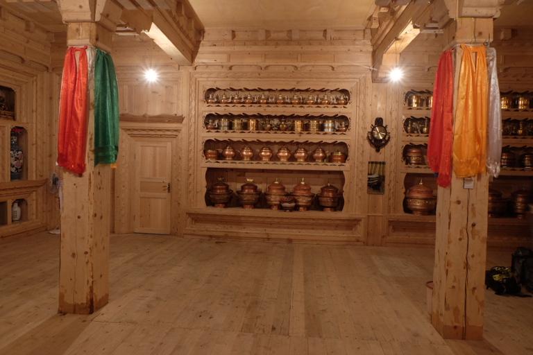 Onze logeerkamer