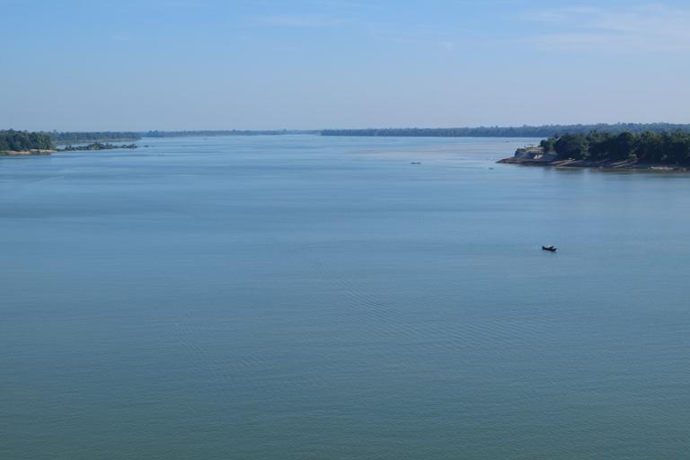 Laatste blik op de Mekong