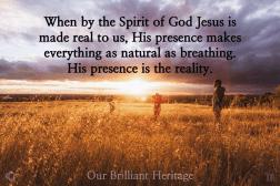 presence-reality