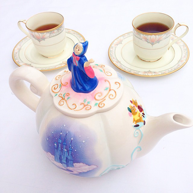 Vandigram vandi fair Cinderella afternoon tea