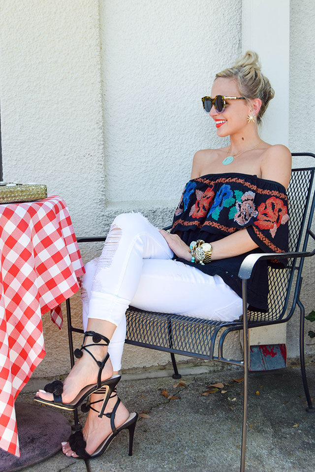 vandi-fair-blog-lauren-vandiver-dallas-texas-fashion-blogger-free-people-to-the-left-embroidered-off-the-shoulder-top-vigoss-tomboy-thompson-destroyed-skinny-jeans-2