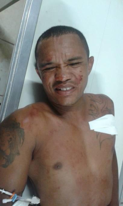 Edmilson de Jesus Barros de 29 anos, foi alvejado com um tiro no peito.