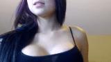 Cam girl gostosa dos peitos grandes pelada
