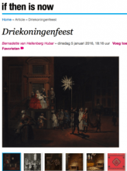 Driekoningenfeest op Ifthenisnow