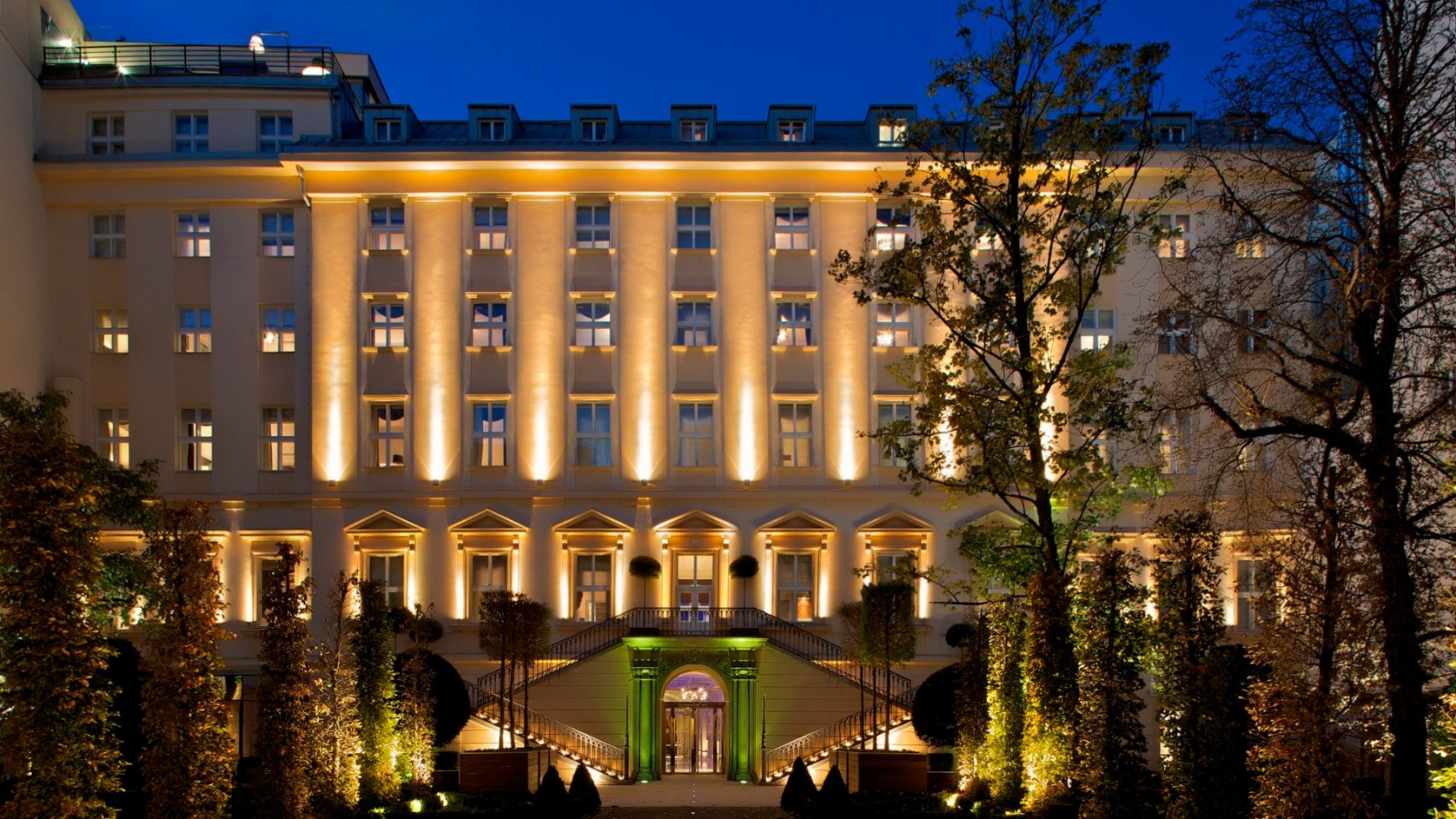 The mark luxury hotel prague review for Designer hotel prague