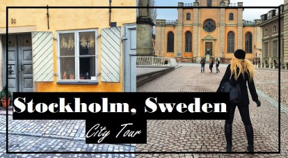 Stockholm, Sweden Vlog – Old Town, Desserts & ABBA Museum