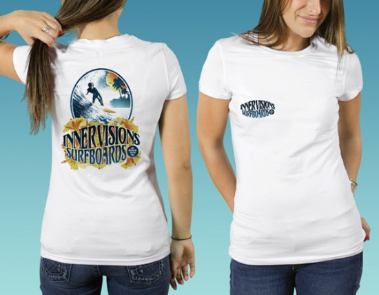 Design and Print a 70s Style T-Shirt
