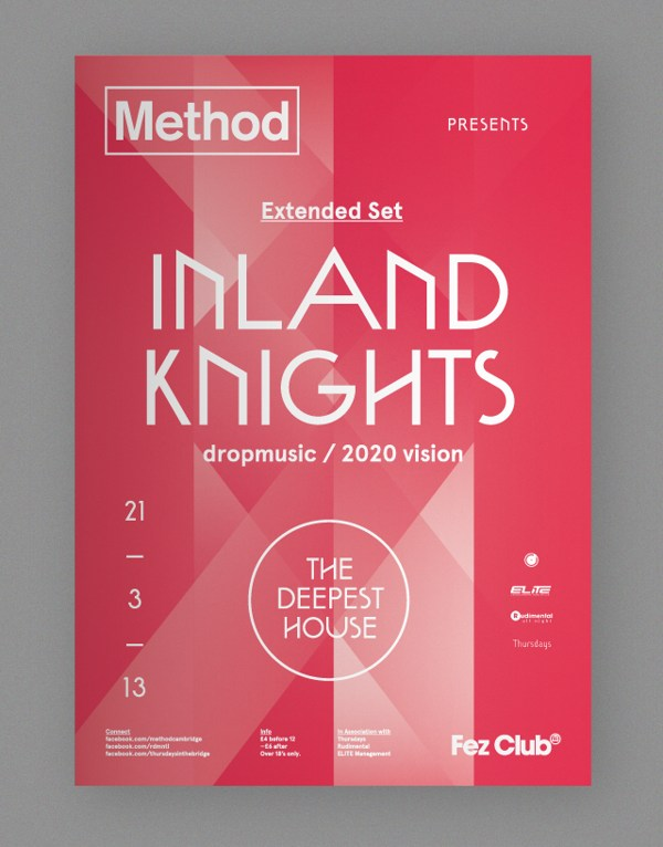 Method Presents Island Knights