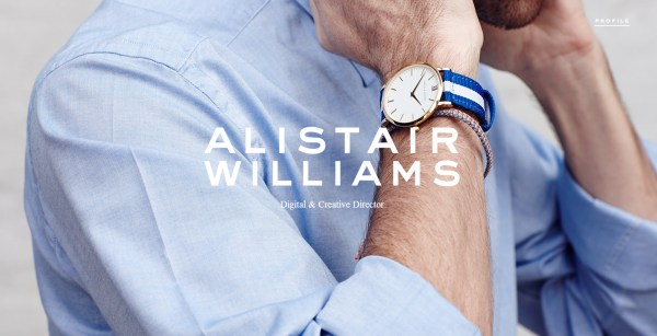 Alistair Williams